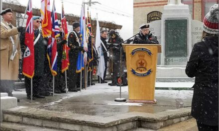 Uxbridge Remembrance ceremony planned for May 8th