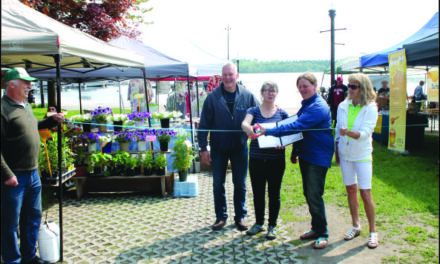 Farmer's market to remain at Port Perry pilot location this year
