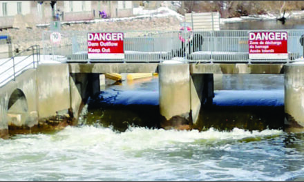 Hazardous conditions on and around bodies of water