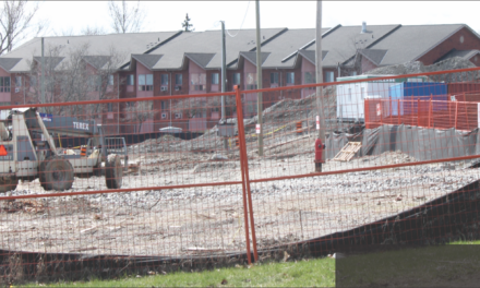 COVID-19 doesn't hinder construction of new hospice