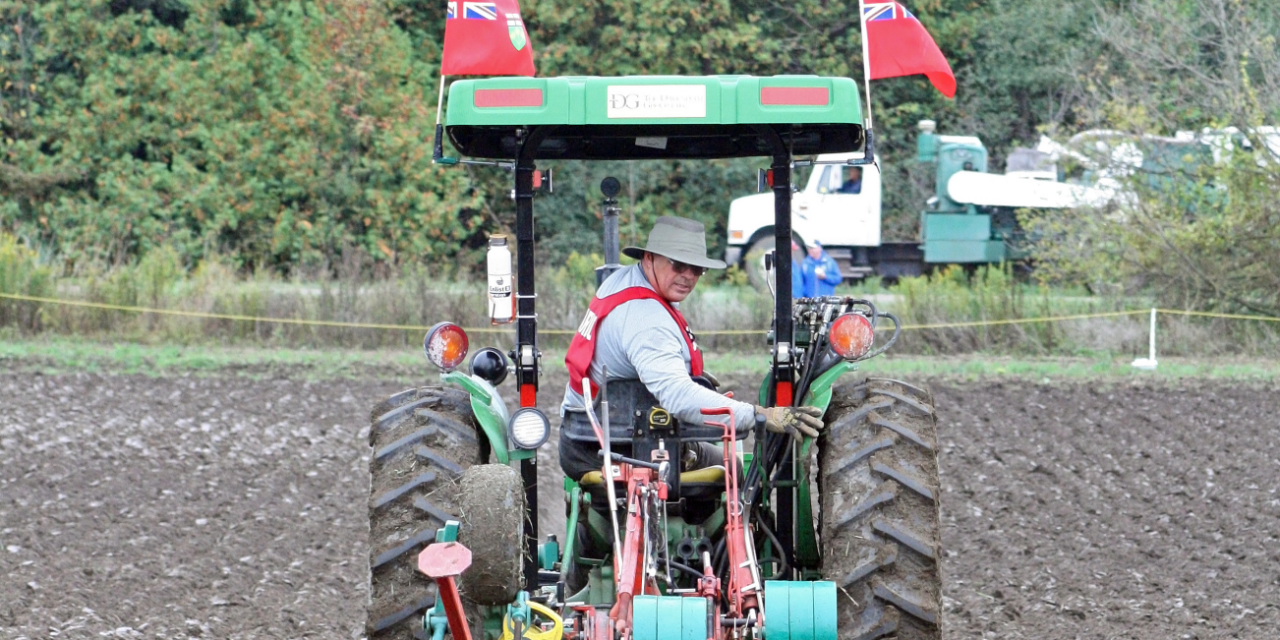 We're plowing on at the International Plowing Match and Rural Expo