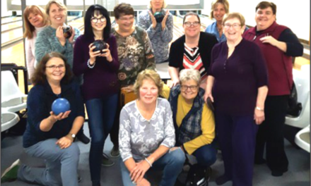 Bobcaygeon Kinettes are Heroes at Heart