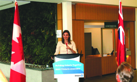 Province invests in local employment programs