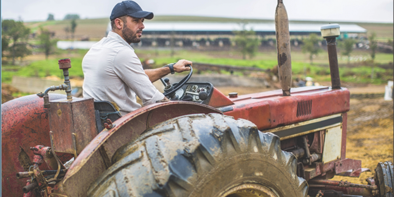 Explore a career in agriculture