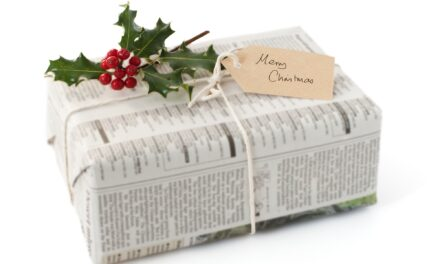 Editorial: Filling Christ's Stocking