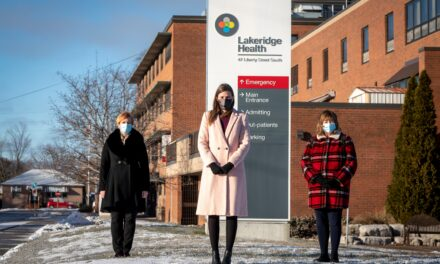 Investment will help Lakeridge Health deliver better patient-centered care
