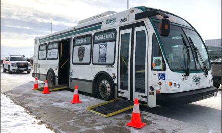 Transit Executive Committee: Whitby Autonomous Vehicle, mobile paramedic clinic, PICs