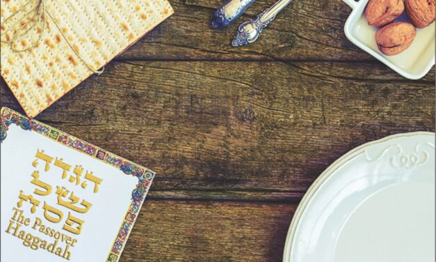 Passover is a celebration of freedom