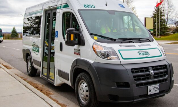 Transit Executive Committee: Safe Driver Awards and the Inclusive Community Grant