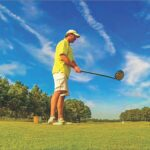 Golfing in the era of social distancing