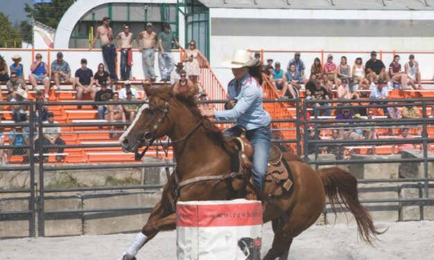 Additional funding to offset lost revenue from cancelled fairs and exhibits
