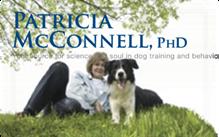 patricia McConnell Logo
