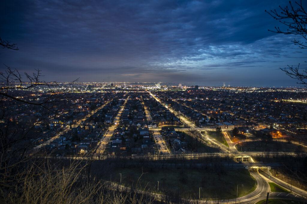 Hamilton Niagara Escarpment