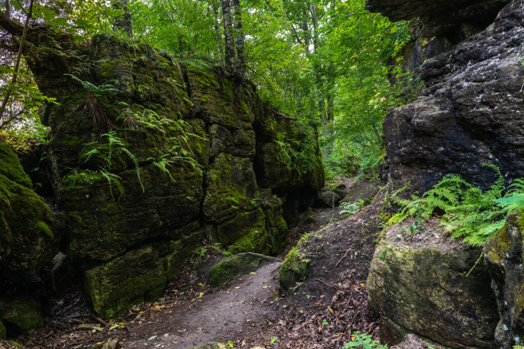 Split Rock Narrows