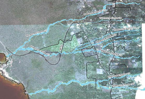 South Kona Phase I, Flood Hazard Restudy