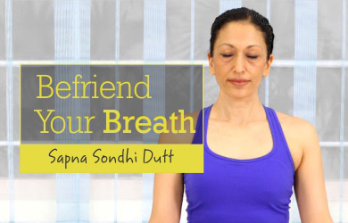 Befriend Your Breath