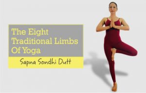 The Eight Traditional Limbs Of Yoga