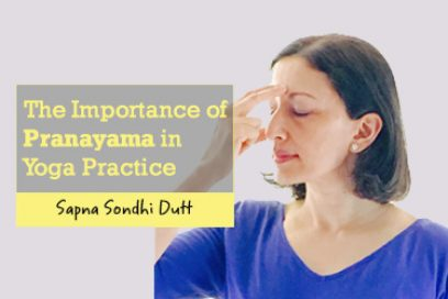 The Importance of Pranayama in Yoga Practice