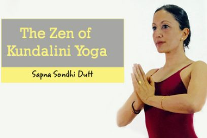 The Zen of Kundalini Yoga