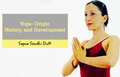 Yoga – Origin, History, and Development [Infographic]