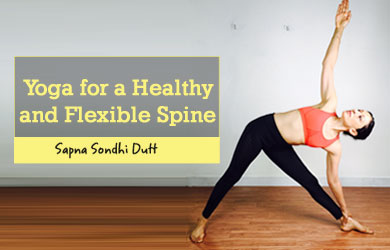 Yoga for a Healthy and Flexible Spine