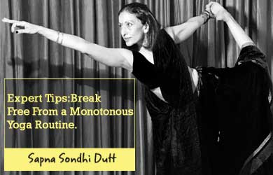 Expert Tips: Break Free From a Monotonous Yoga Routine