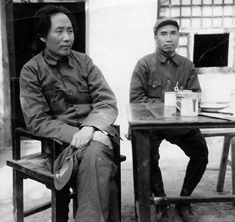 毛泽东朱德