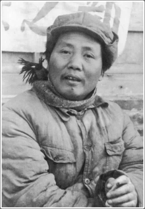 毛泽东大金牙