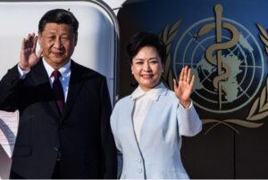 WHO早已任命中国国家主席习近平之妻彭丽媛为亲善大使