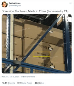 多米尼投票机器-中国制造!