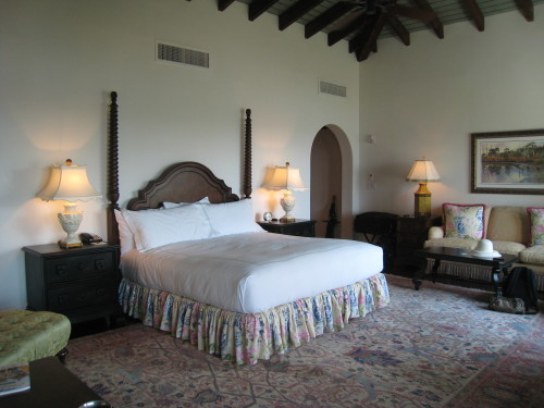 Cloister king room