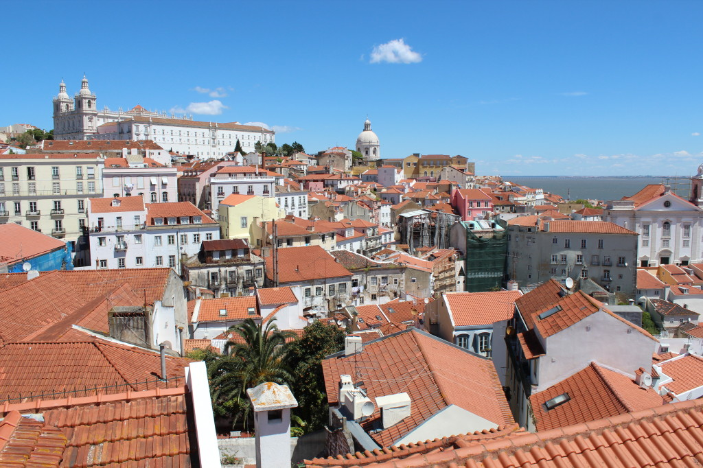 Portugal (Part 1 of 2) – Lisbon!