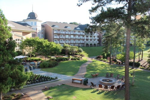 Ritz Carlton Lodge, Reynolds Plantation