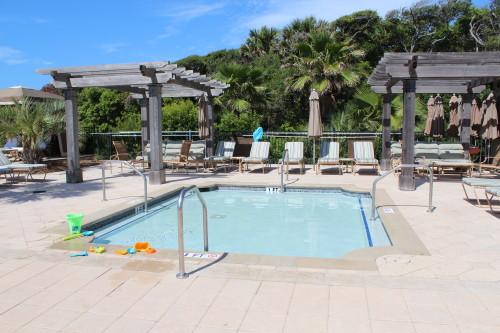 Sanctuary kiddie pool