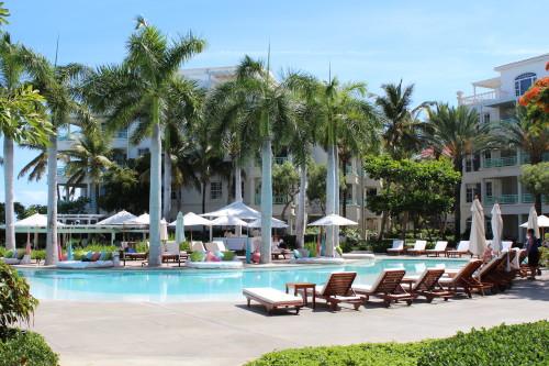 Inviting Regent pool