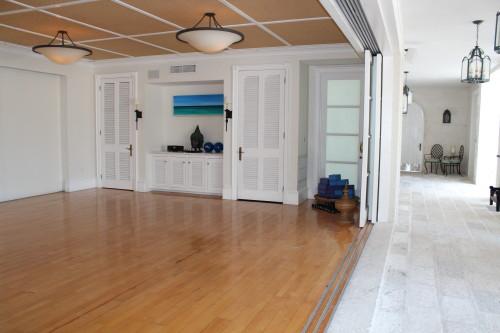 Regent spa yoga studio