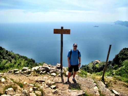 Sentiero Degli Dei hike
