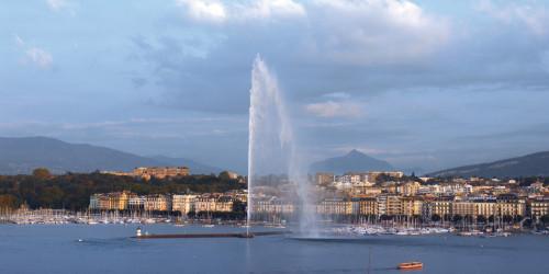Le Richemond, Geneva