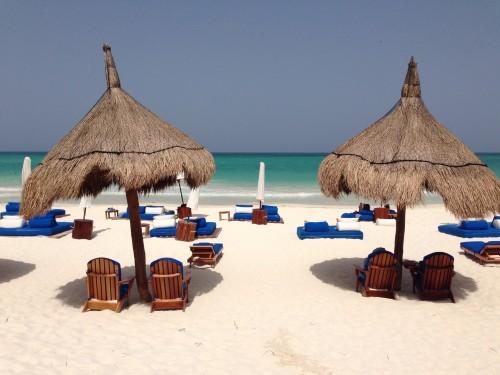 Ahhh... Maroma Beach!