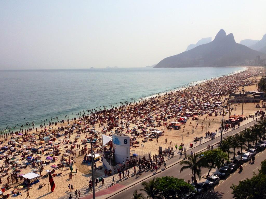 Brazil (1 of 3): Rio de Janeiro