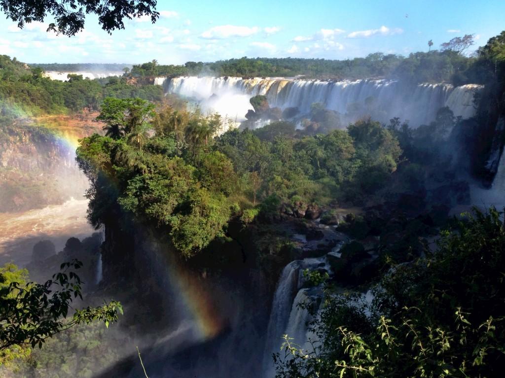 Brazil (2 of 3):  Iguazu Falls