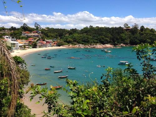 Ganchos de Fora - small fishing village