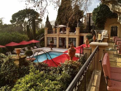 Villa Gallici in Aix-en-Provence