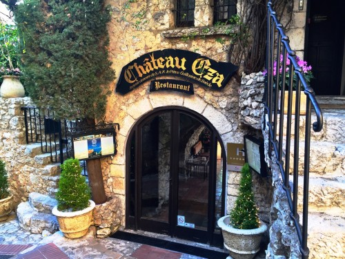 Chateau Eza, a storybook-perfect 5* property with just 12 guestrooms