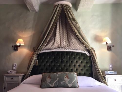 Chateau Eza, very romantic rooms