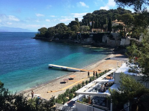 Paloma Beach on the Cap- will be fully set up by summer