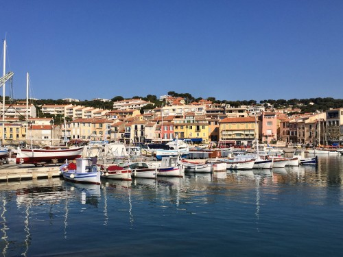Cassis, postcard-perfect!