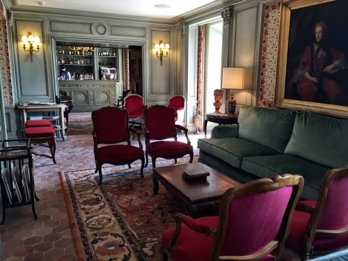 La Bastide de Gordes. So French and classy without feeling overdone or stuffy.