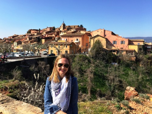 Picture-perfect Roussillon
