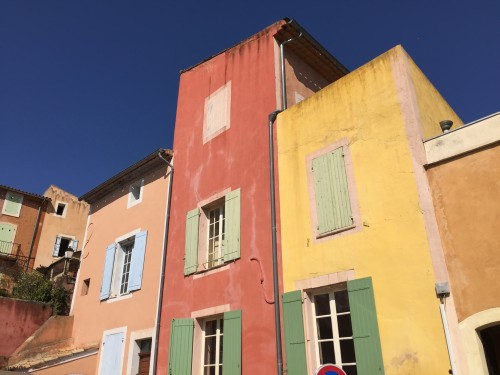 Roussillon's rainbow, and my favorite pic!